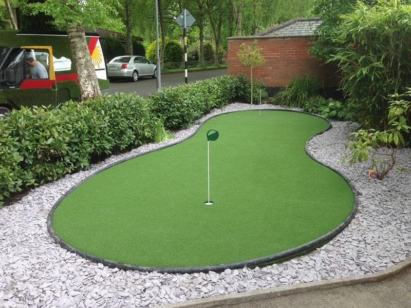 Marvelous Putting Green_Co Kildare