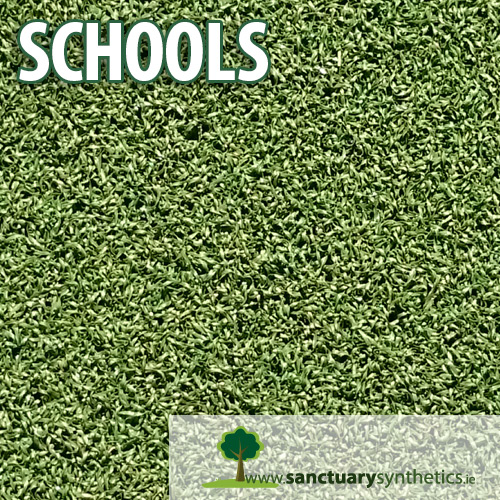 Sanctuary Synthetics Schools Playgrass
