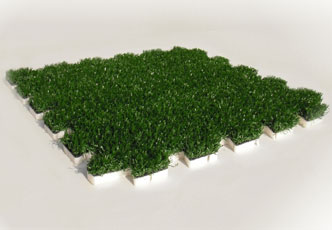 Puzzle Tile Artificial Grass