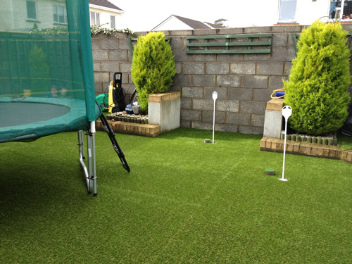 Home Putting Green – Tallaght – Feb 2012