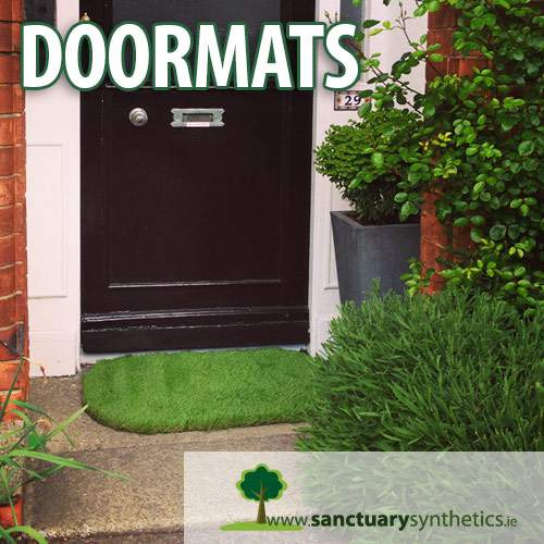 Sanctuary Artificial Grass Doormats