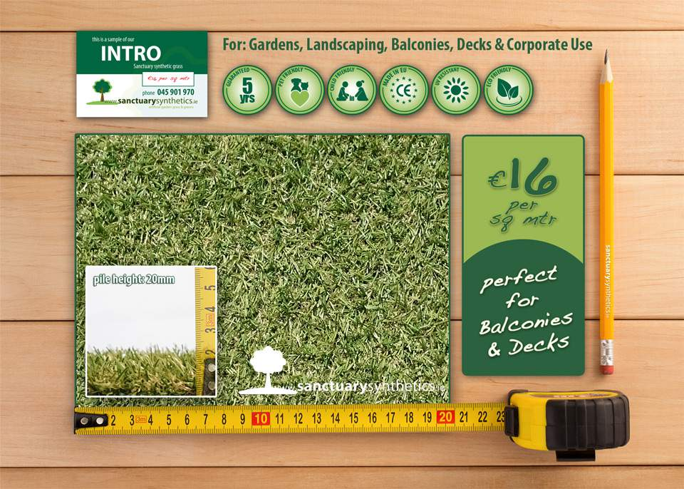 Sanctuary INTRO Domestic Artificial Grass