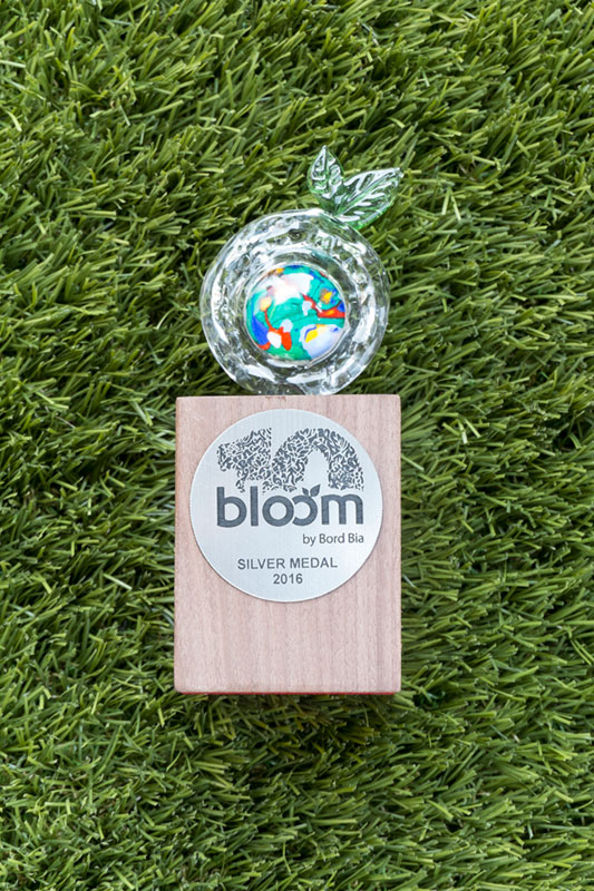 Silver Medal Winners - Bloom 2016