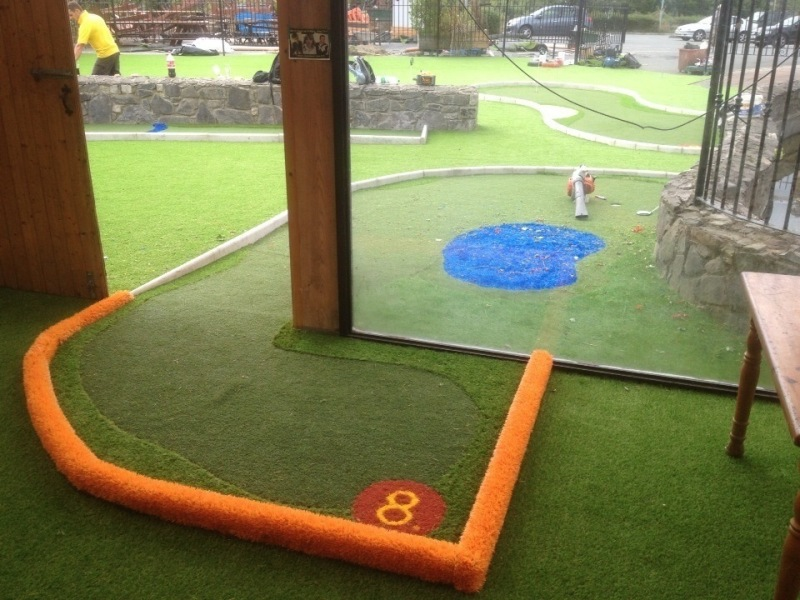 Miniature Golf Course!