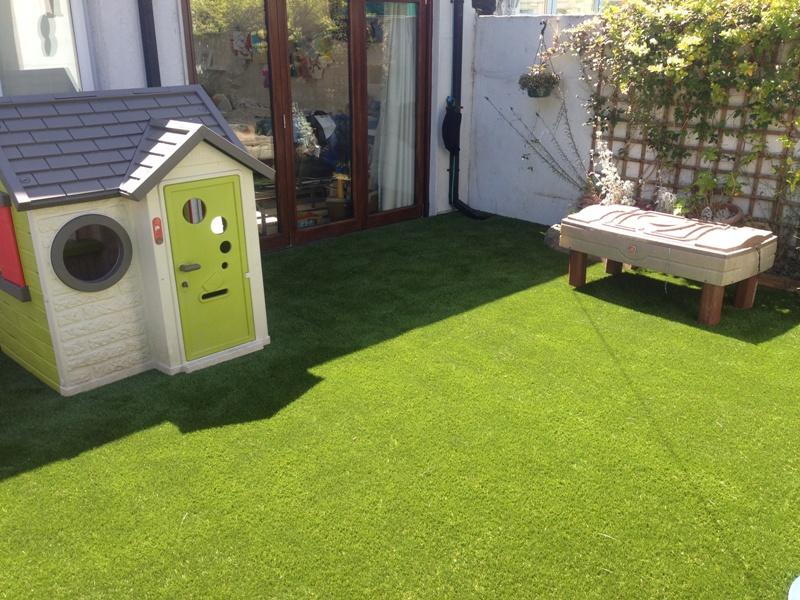 Is your garden a concrete jungle?
