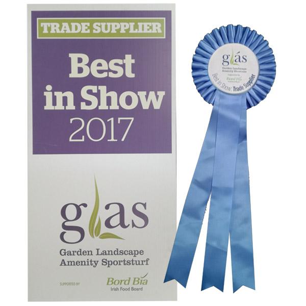 Sanctuary win Glas Best In Show award - 2017