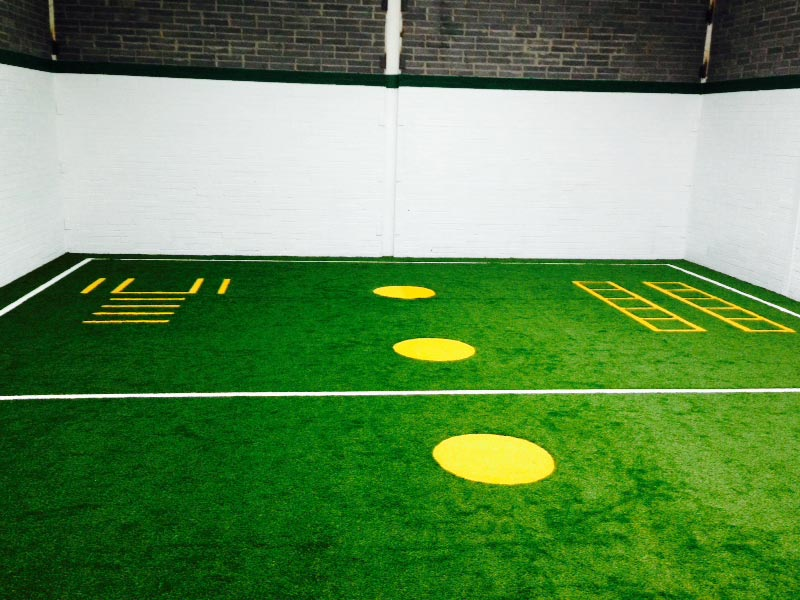 Indoor Artificial Grass for Sports Centre