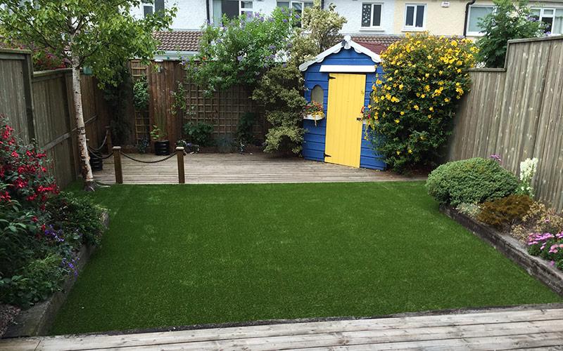Artificial Grass For Small Back Garden