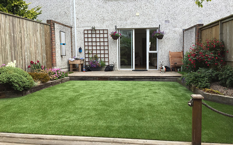 Artificial Grass For Small Back Garden