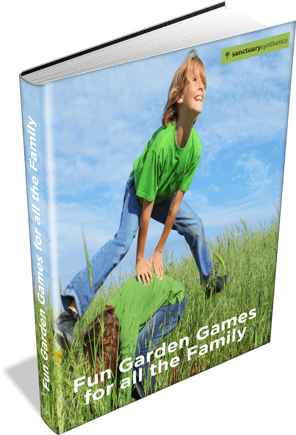 Fun garden games for all the family eBook