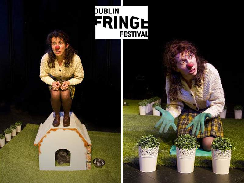 Sanctuary Grass at Fringe Festival Dublin