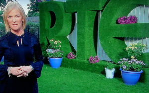 RTE Logo covered in our grass
