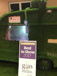 Winner of Best in Show Trade Supplier