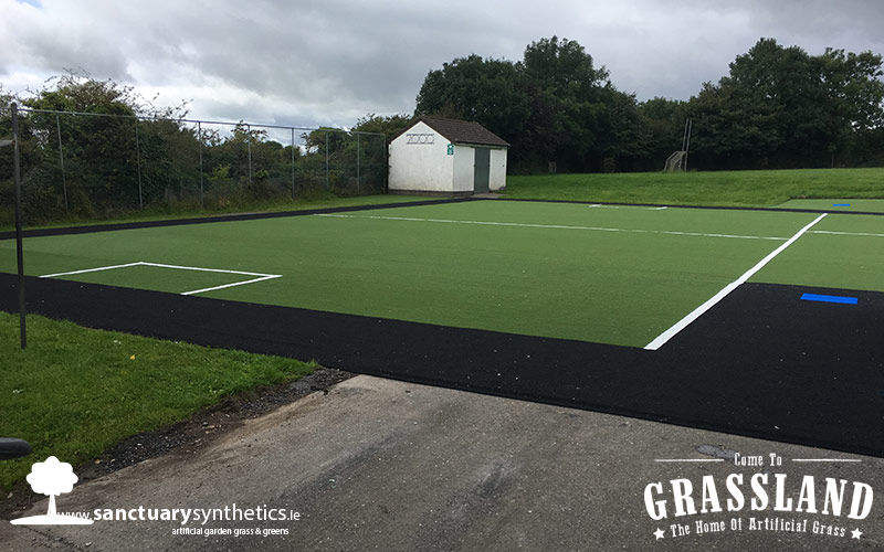 Artificial Grass Playground – Tubbercurry, Galway